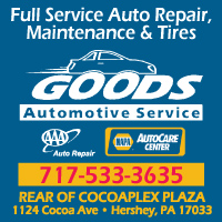Goods Automotive Service, Inc.