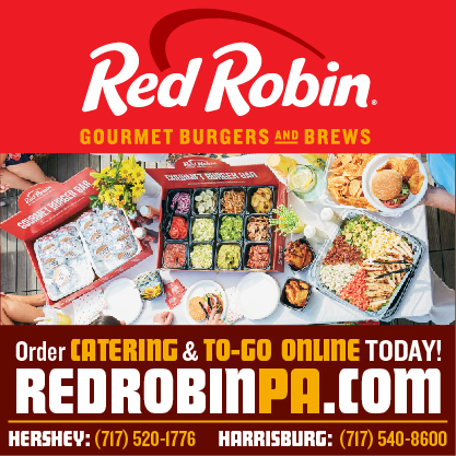 Red Robin Gourmet Burgers is a restaurant in Hershey, PA.