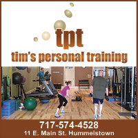 Tim's Personal Training