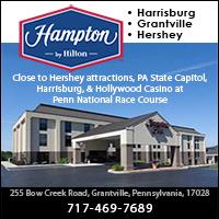Hotel Near Hershey Pa Grantville Hampton Inn