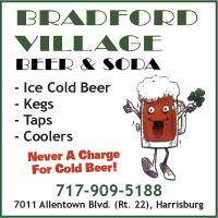 Bradford Village Beer & Soda