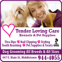 Tender Loving Care Kennels & Pet Supplies