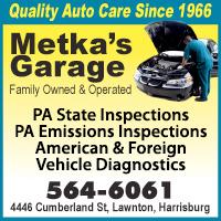 Metka's Garage LLC.