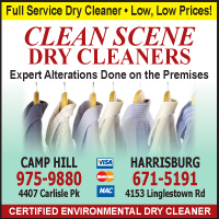 Clean Scene Dry Cleaners