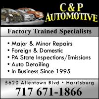 C & P Automotive