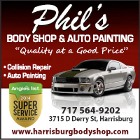 Phil's Bodyshop & Auto Painting
