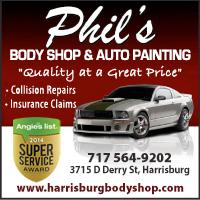Phil's Bodyshop & Auto Painting