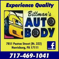 Billman's Auto Body
