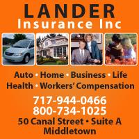 Lander Insurance Inc.