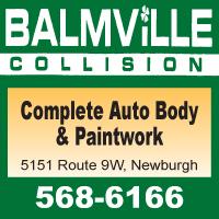 Balmville Collision