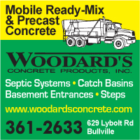 Woodard's Concrete Products, Inc.