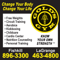 Golds Gym LaGrange and Fishkill