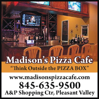 Madison's Pizza Cafe