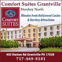 Comfort Suites Grantville- Hershey