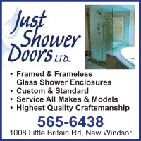 Just Shower Doors