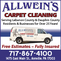 Allwein's Carpet Cleaning