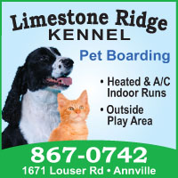 Limestone Ridge Kennel
