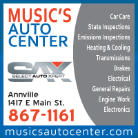 Music's Auto Center