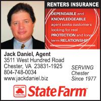 State Farm Insurance Jack Daniel Agent