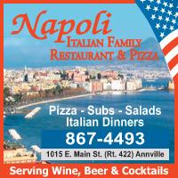 Napoli Italian Family Restaurant & Pizza