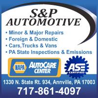 S & P Automotive
