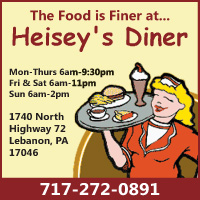 Heisey's Diner and Catering