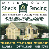 Myerstown Sheds and Fencing