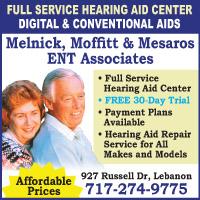 Melnick, Moffitt & Mesaros ENT Associates