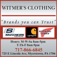 Witmer's Clothing
