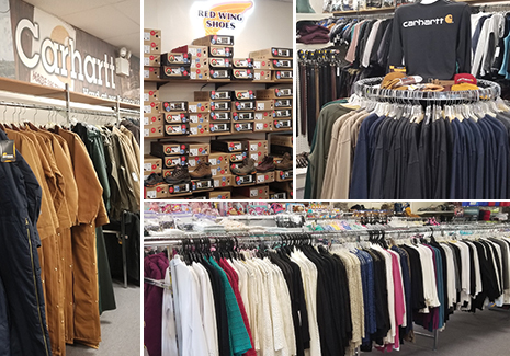 Shoes & Clothes Store-Witmer's Clothing in Myerstown, PA-Lebanon Area