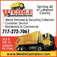 Weidle Sanitation Service