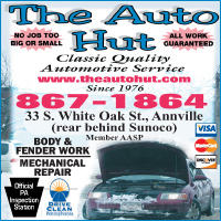 The Auto Hut