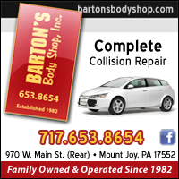 Barton's Body Shop Inc.