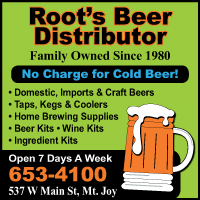 Root's Beer Distributor