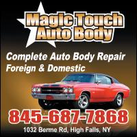 Magic Touch Auto Body
