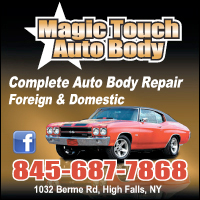 Magic Touch Auto Body