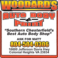 Woodard's Auto Body & Paint