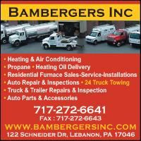 Bamberger's Inc.