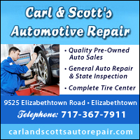 Carl and Scott's Automotive and Tire Center of Elizabethtown