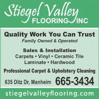 Stiegel Valley Flooring Inc.