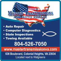 Master Transmissions And Auto Repair