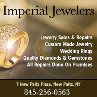 Imperial Jewelers is a jewelry store in New Paltz, NY.