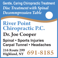 Dr. Joe Cooper - River Point Chiropractic P.C.