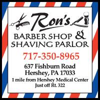 Ron's Barber Shop