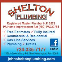 Shelton Plumbing, Inc
