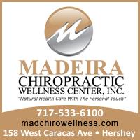 Madeira Chiropractic Wellness Center, Inc