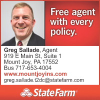 State Farm Insurance - Greg Sallade of Mount Joy
