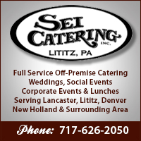 Catering in Lancaster, PA Area-SEI Catering in Lititz, PA