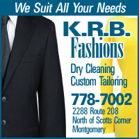 KRB Fashions Dry Cleaning and Tailoring