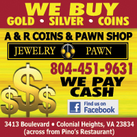 A & R Coins & Pawn Shop